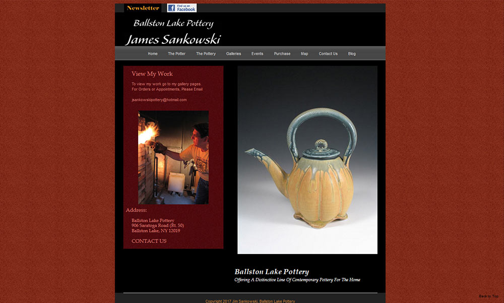Ballston Lake Pottery