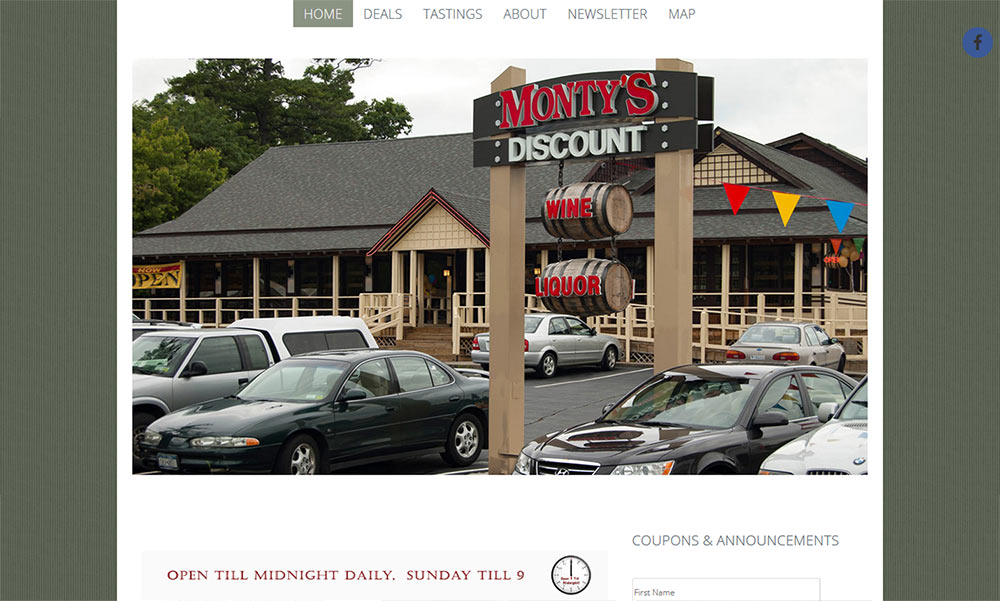 Montys Discount Wine And Liquor