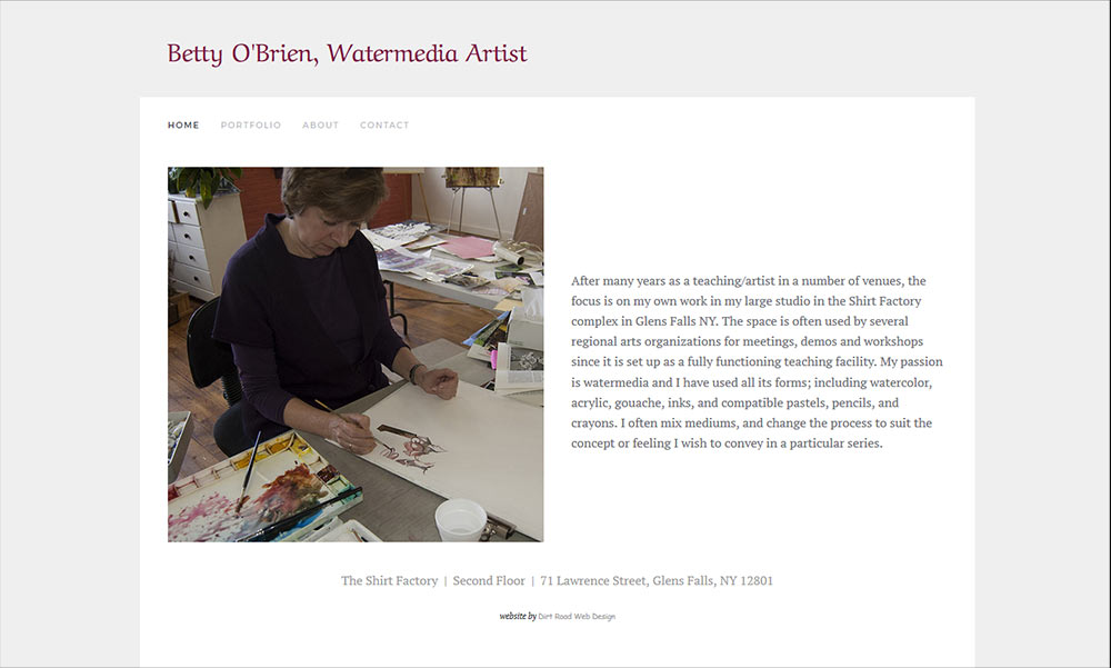 Betty Obrien Watermedia