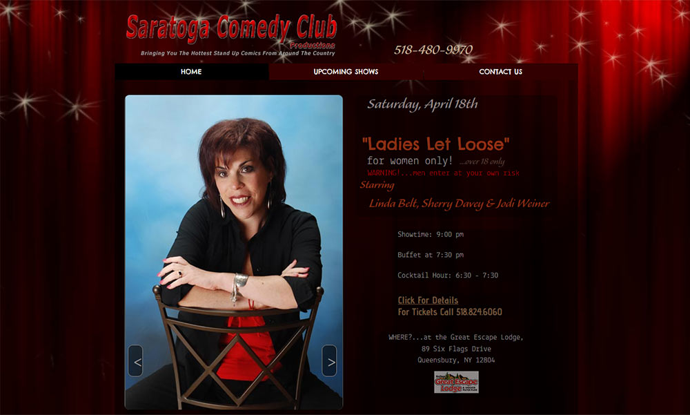 Saratoga Comedy Club